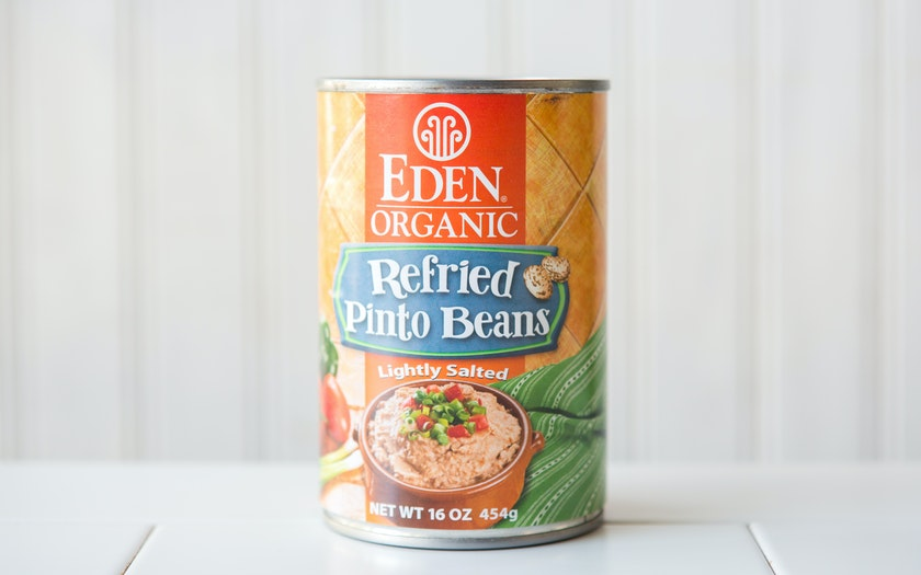 Organic Refried Pinto Beans