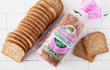 Sprouted California Style Protein Bread