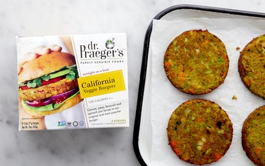 California Veggie Burger