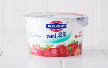 Strawberry 2% Greek Yogurt