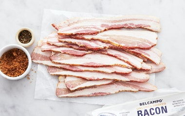 Sliced Smoked Bacon