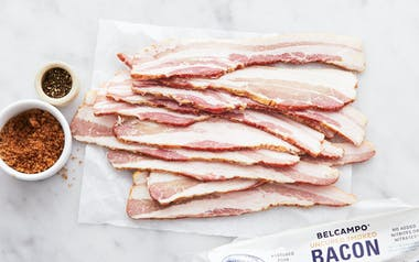 Sliced Smoked Bacon (Frozen)