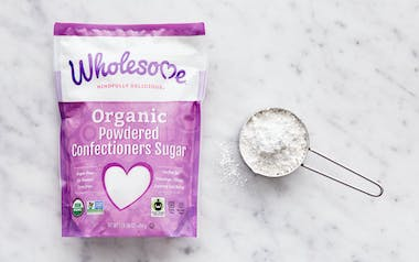 Fair Trade Organic Powdered Sugar