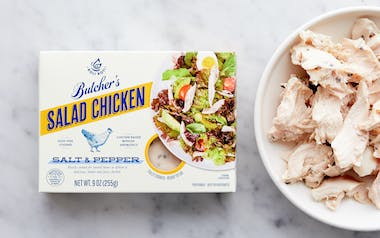 Salt & Pepper Salad Chicken