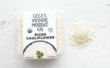 Organic Riced Cauliflower