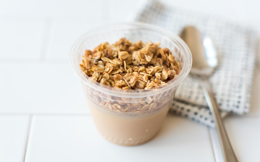 Almond & Organic Milk Maple Yogurt