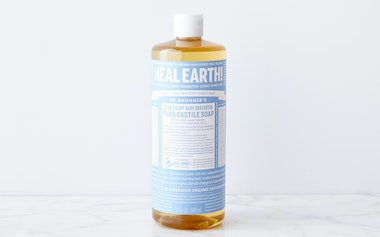 Organic Baby Mild Unscented Castile Soap