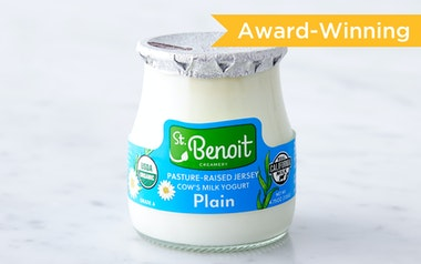 Organic French-Style Plain Yogurt