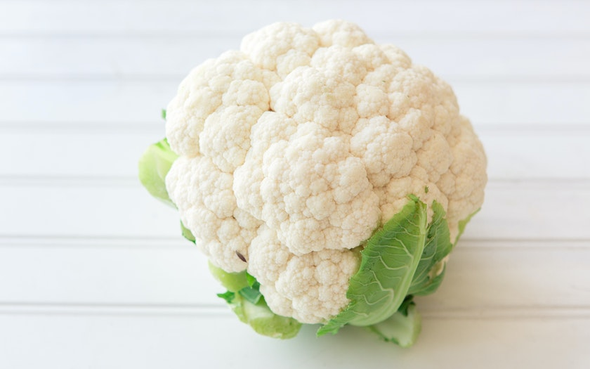 Organic Small Cauliflower