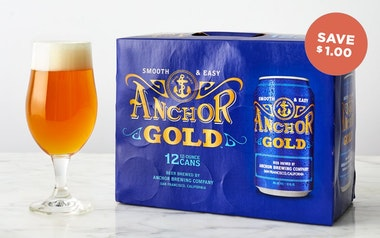 Anchor Gold Cream Ale