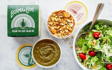 Vegan Tea Leaf Salad Kit