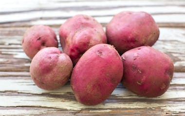 Organic Large Red Lasoda New Potatoes