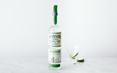 Organic Cucumber Vodka