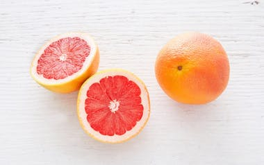 Organic Rio Red Grapefruit Trio
