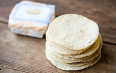 Small Organic Tortillas