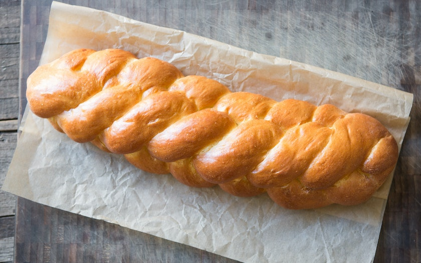 Challah Braid- Plain