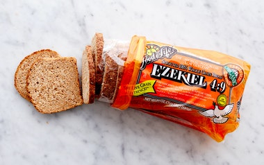 Ezekiel 4:9 Sprouted Sliced Bread