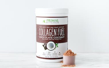Chocolate Coconut Collagen Fuel Canister