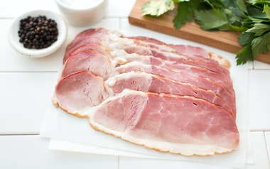 Pasture Raised Sliced Smoked Ham (Frozen)