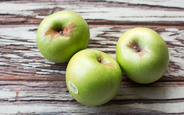 Organic Small Newton Pippin Apple Trio