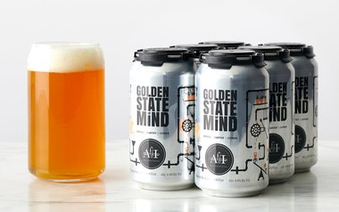 Golden State of Mind White Ale