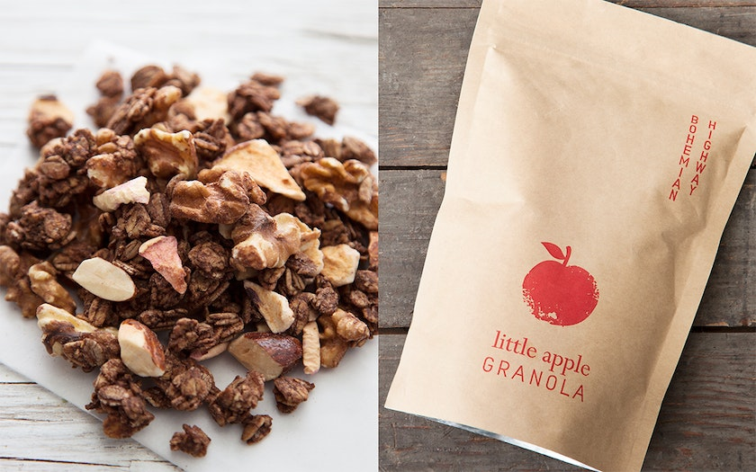 Bohemian Highway Apple Granola