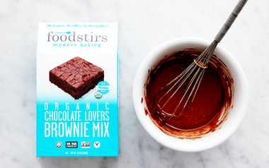 Organic Chocolate Lovers Brownie Mix