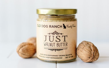 Just Walnut Butter