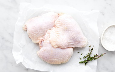 Organic Whole Chicken Thighs