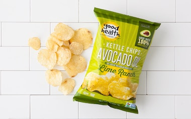 Lime Ranch Avocado Oil Kettle Chips