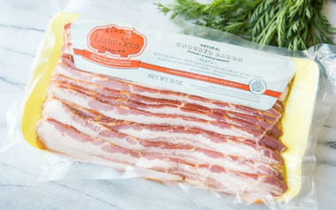 Uncured Bacon (Frozen)
