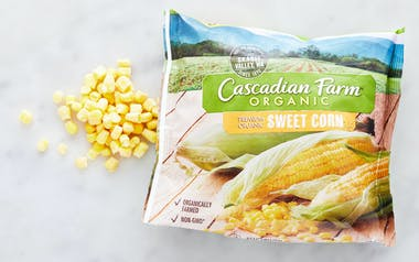 Organic Frozen Sweet Corn