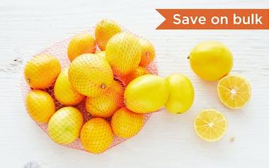 Bulk Organic Meyer Lemons