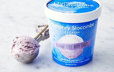 Blueberry Boy Bait Ice Cream