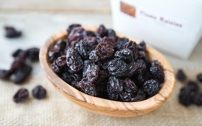 Flame Raisins
