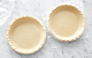 Gluten-Free Shaped Pie Crusts