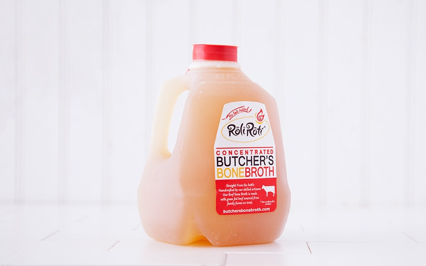 Butcher's Beef Bone Broth