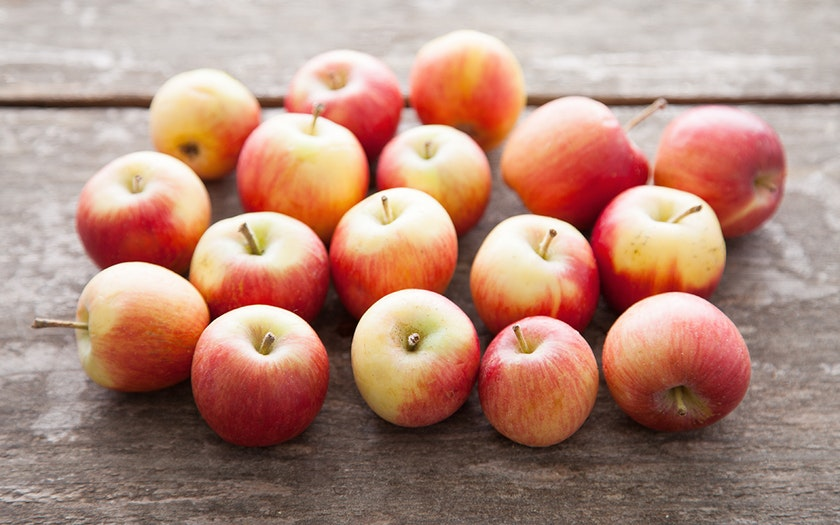 Organic Sweet Wickson Crab Apples