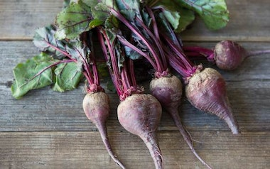 Organic Red Ace Beets