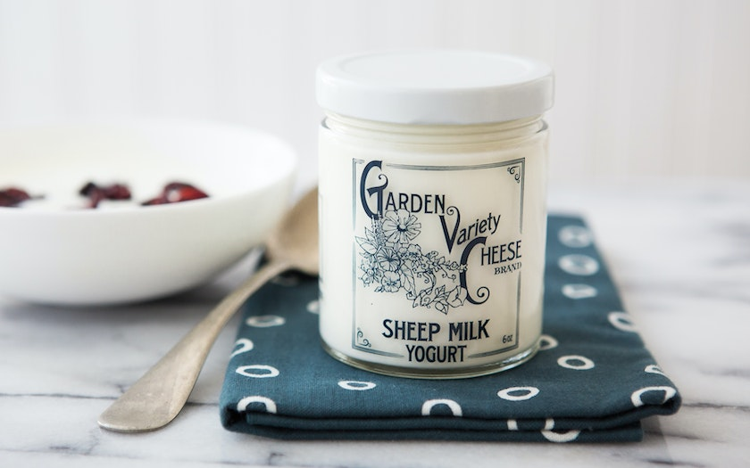 Sheep's Milk Yogurt Jar