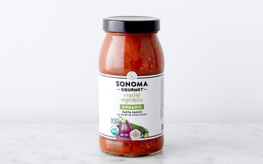 Organic Roasted Vegetable Pasta Sauce