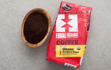 Organic Breakfast Blend Ground Coffee