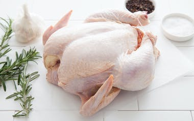 Pasture-Raised Whole Chicken (Frozen)