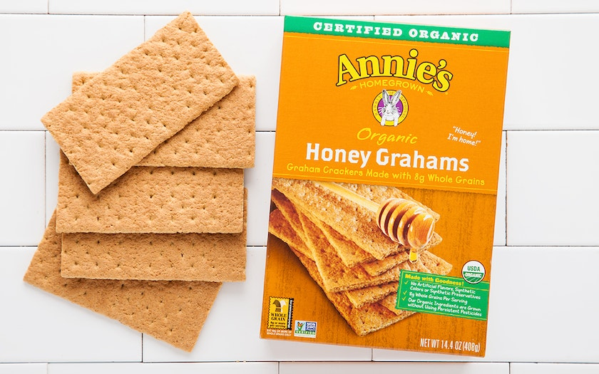 Organic Honey Graham Crackers