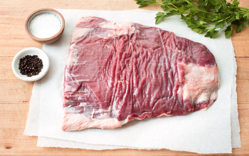 Grass-fed Flank Steak (Frozen)