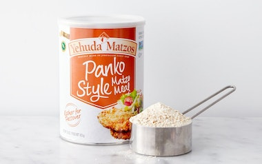 Panko-Style Matzo Meal for Passover