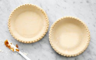 Organic Shaped Pie Crusts