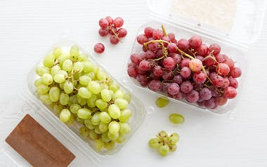Organic Seedless Grape Duo