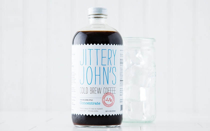 Cold Brew Coffee Concentrate Jittery John S Cold Brew