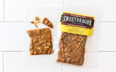 Pumpkin Ale Brittle